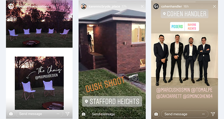 hoole blog facebook instagram stories next big social feature real estate image1