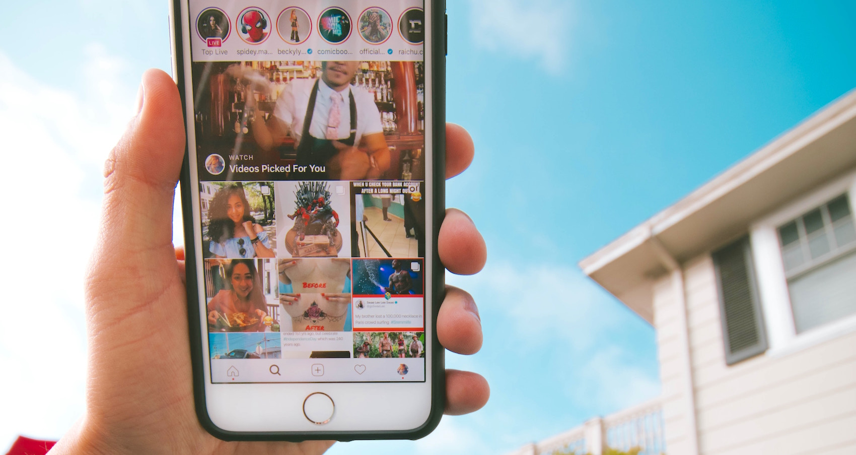 Instagram Inspiration The Latest Features Fit For Real Estate
