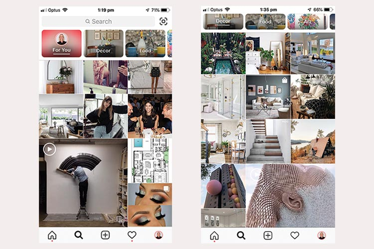 Instagram Inspiration The Latest Features Fit For Real Estate Hoole Co Real Estate Social Media Marketing Sydney