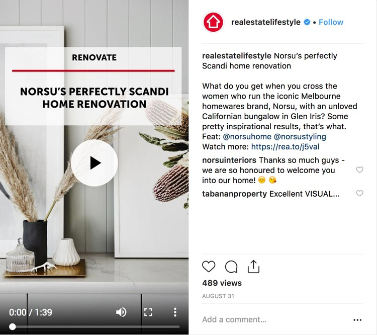 hoole blog instagram inspiration latest features fit real estate image6